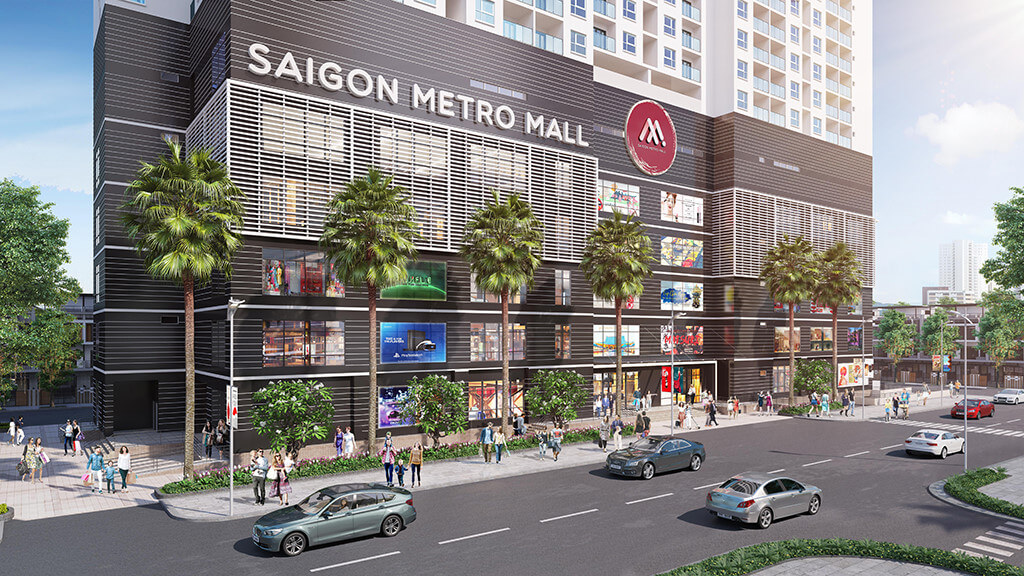 SaiGon Metro Mall