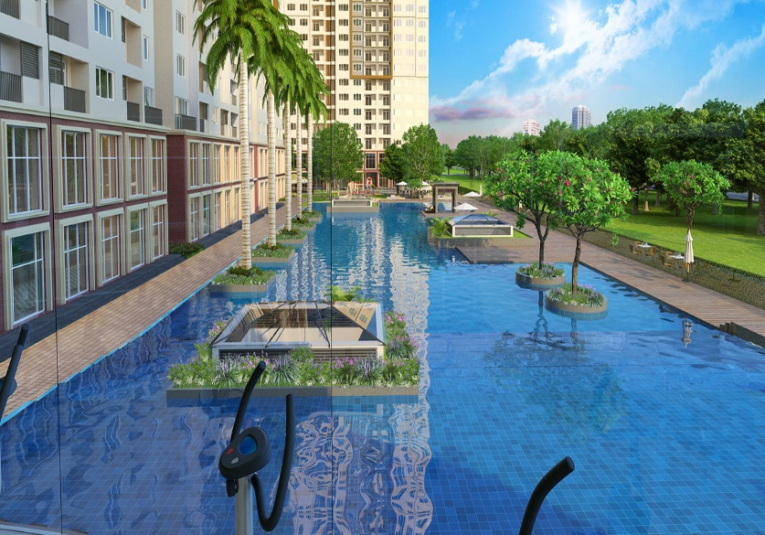 The Park Residence 8 - The Park Residence