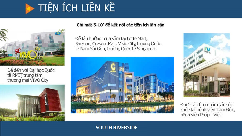 Dự án South Riverside