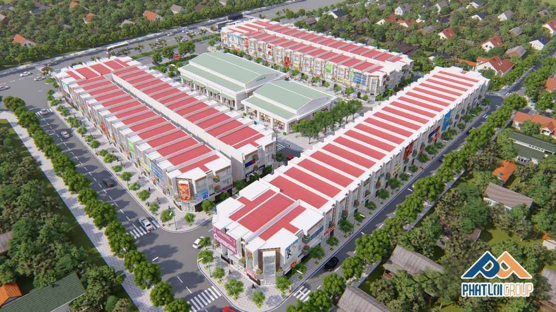 du an Baria Central 3 - Dự án Baria Central