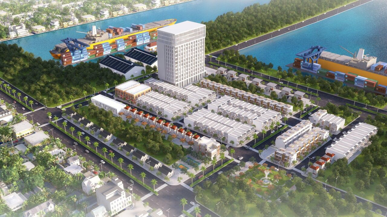 Dự án Harbor Center