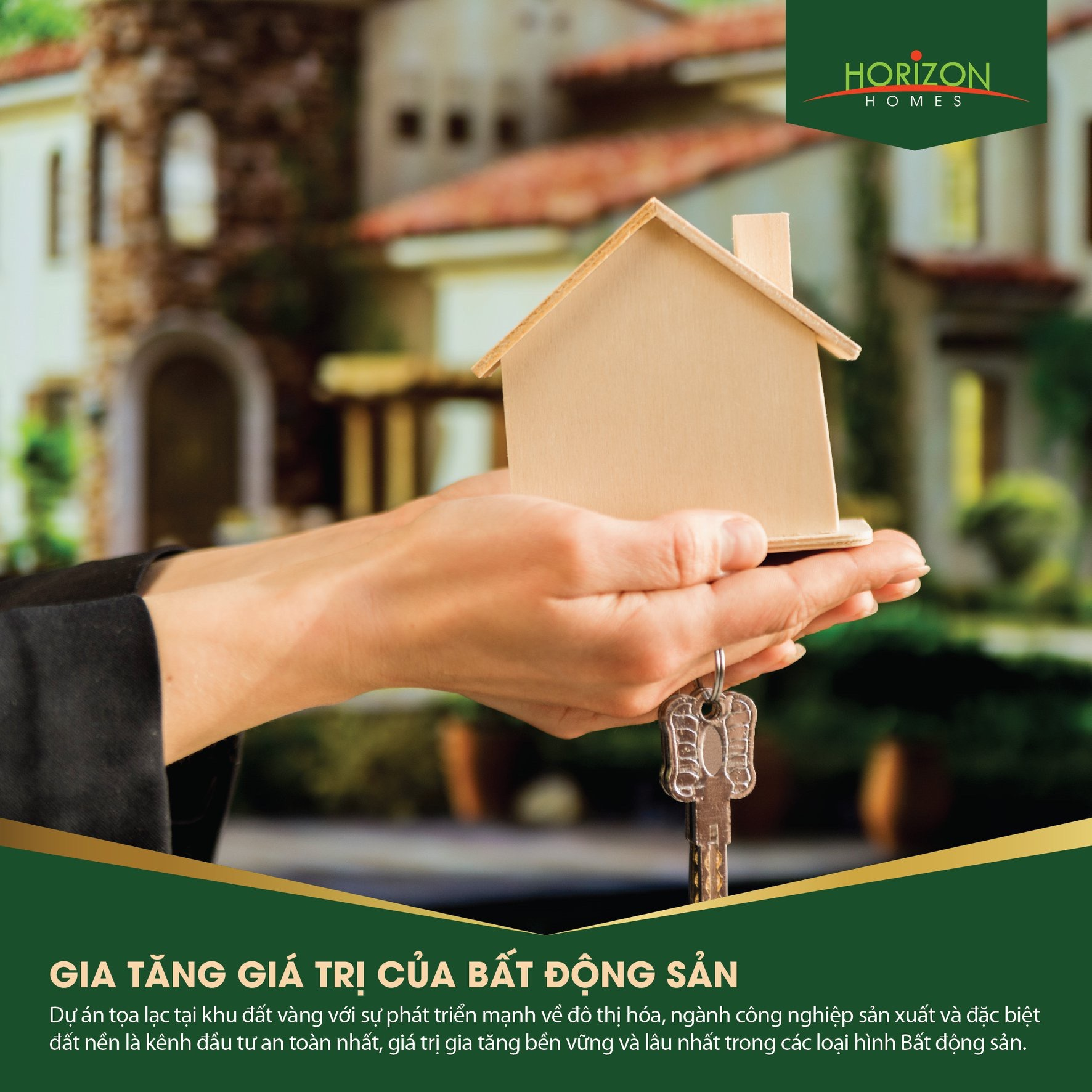 Dự án Horizon Homes