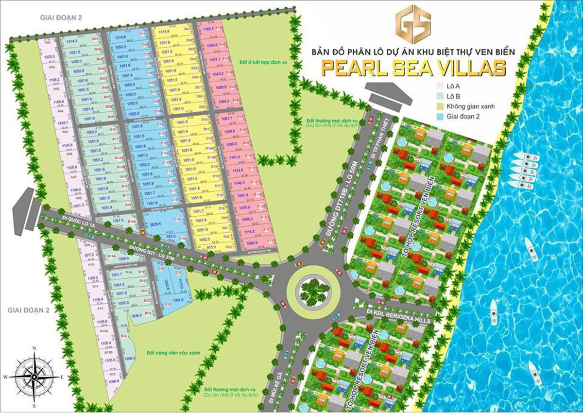 Pearl Sea Villas