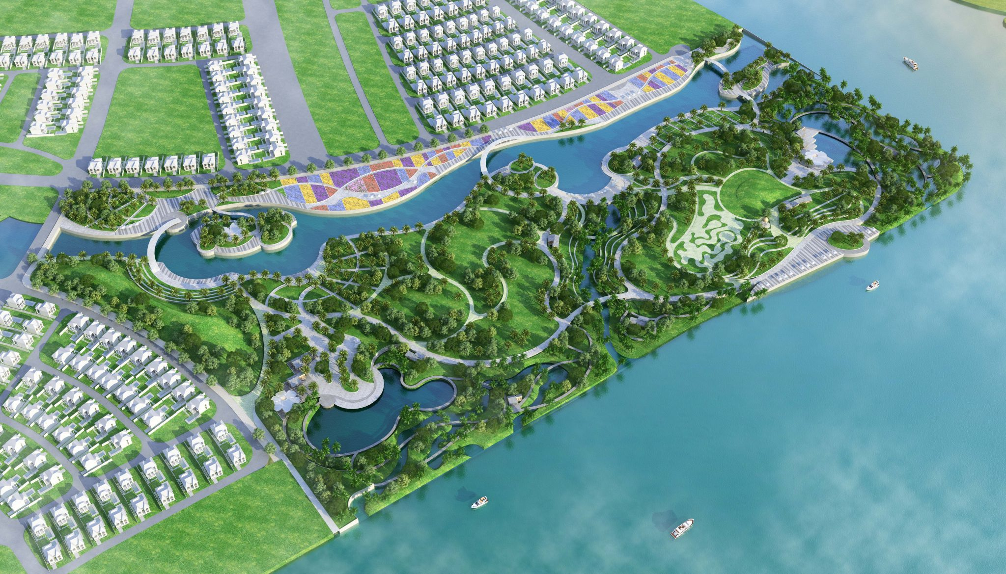 Golf View Residencen Quận 9