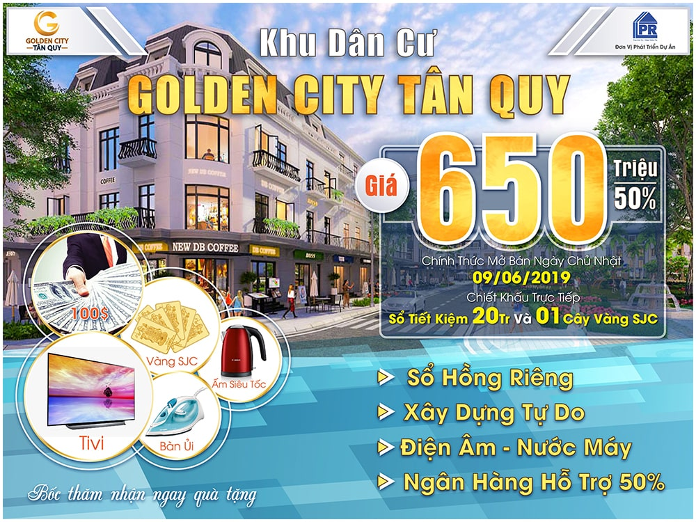 Golden City Củ Chi
