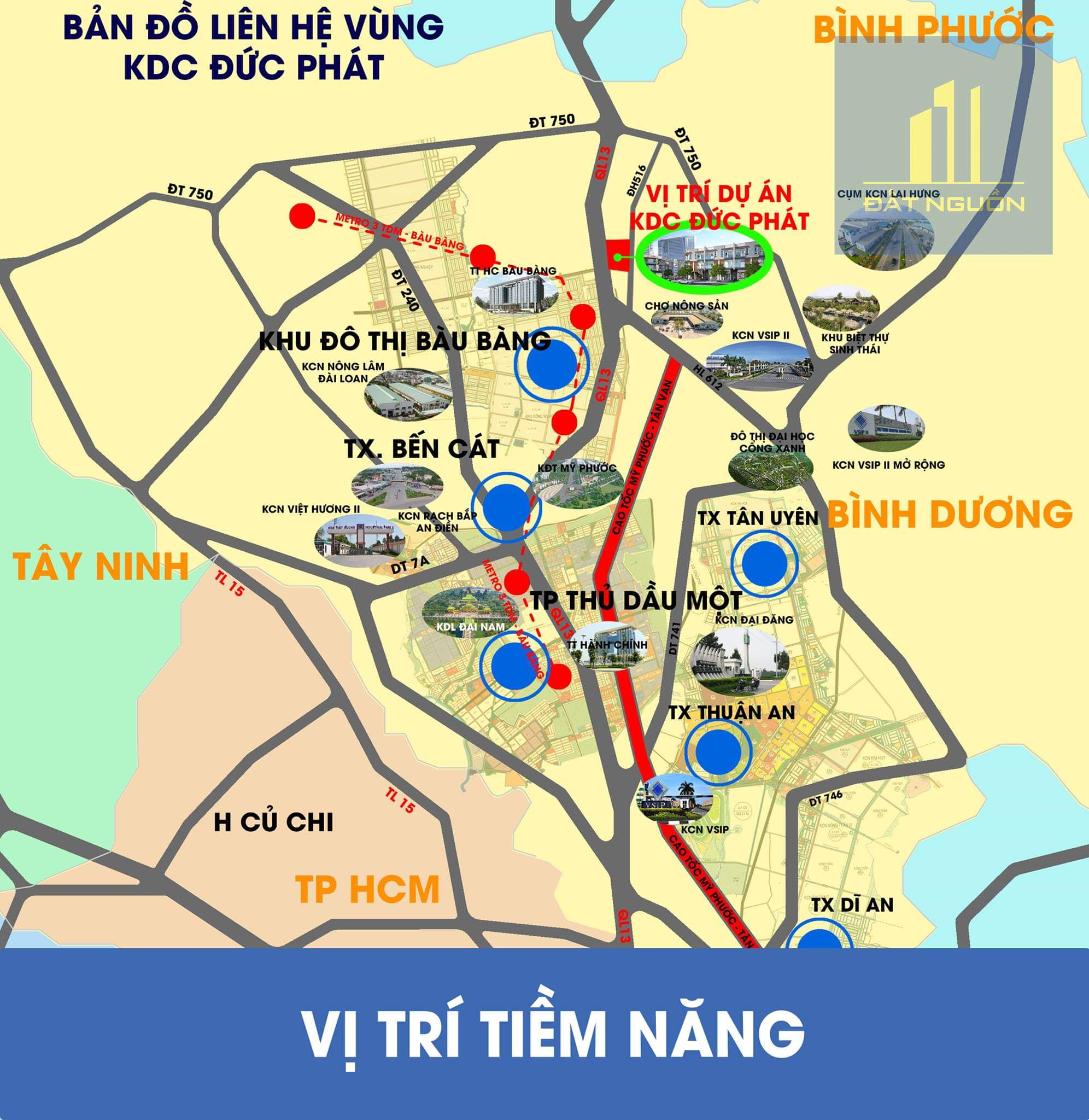Đức Phát 3 – Dream City