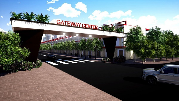 Dự án Gateway Center