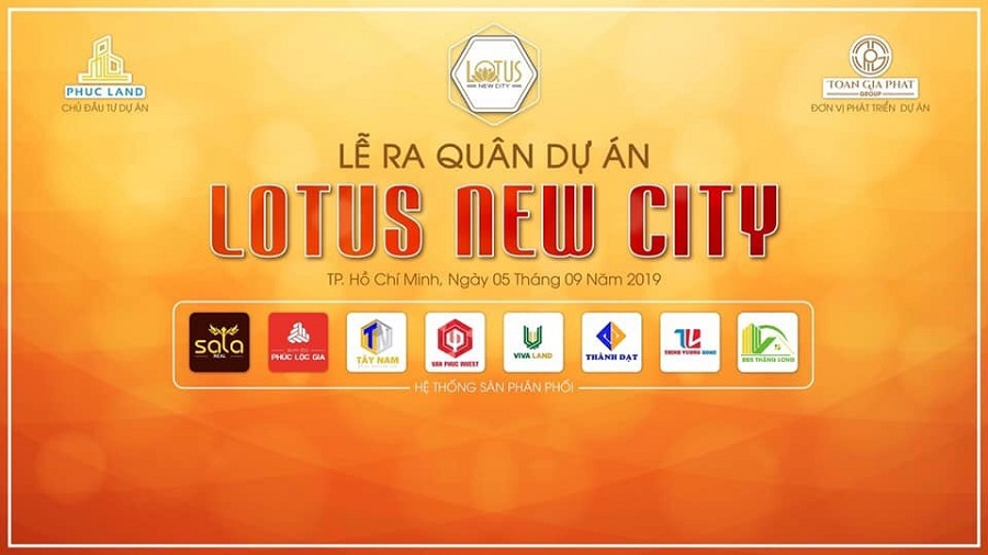 Du an Lotus New City 10 - Lotus New City