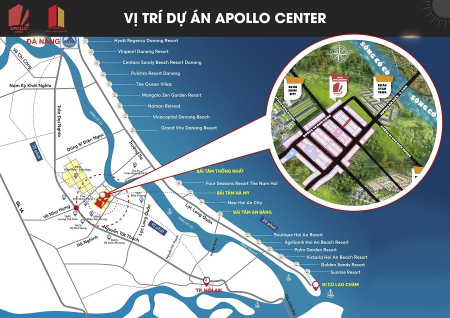 Du an Apollo Center 13 - Apollo Center Quảng Nam