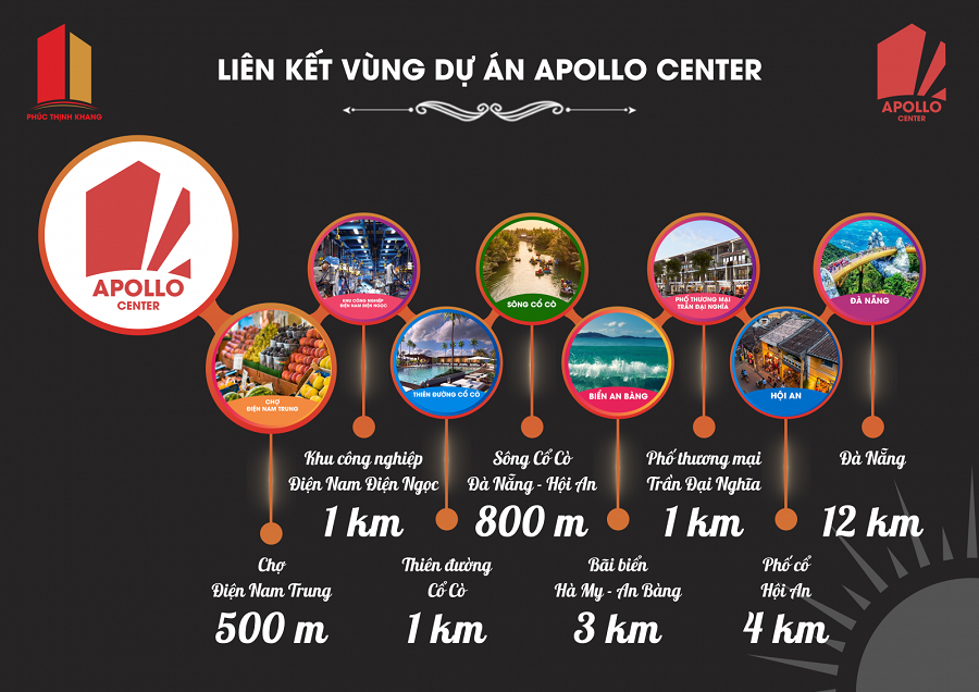 Du an Apollo Center 14 - Apollo Center Quảng Nam