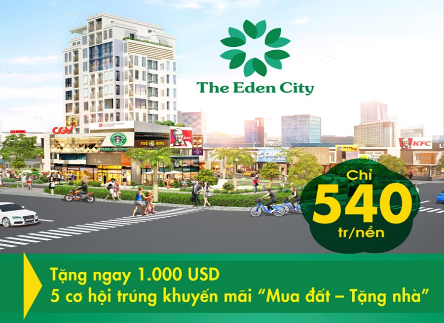 Dự án The Eden City