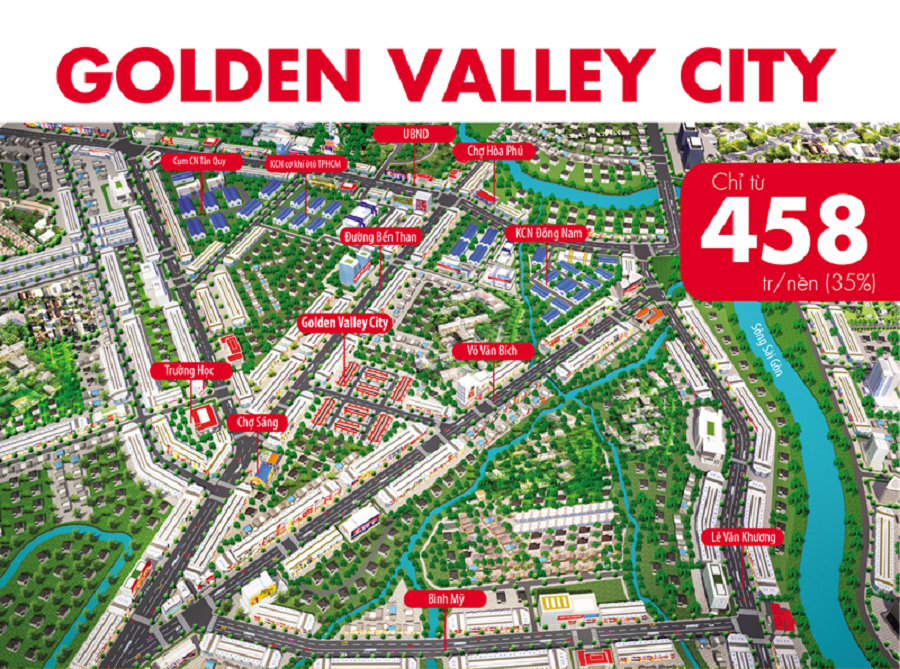 Golden Valley City