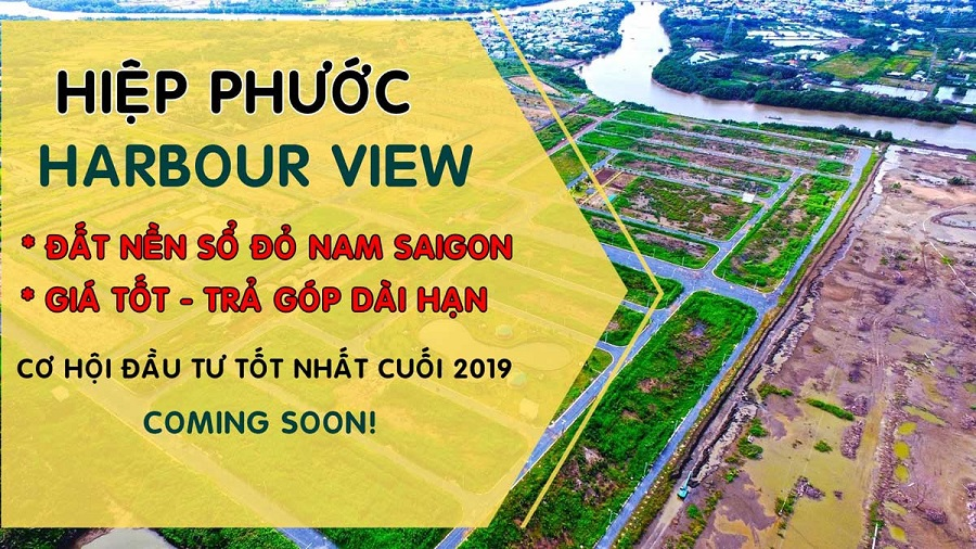 Hiep Phuoc Harbour View Long An 1 - Hiệp Phước Harbour View
