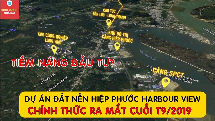 Hiep Phuoc Harbour View Long An 4 - Hiệp Phước Harbour View