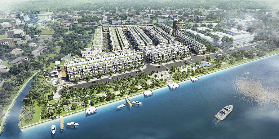 The Pearl Riverside Bến Lức