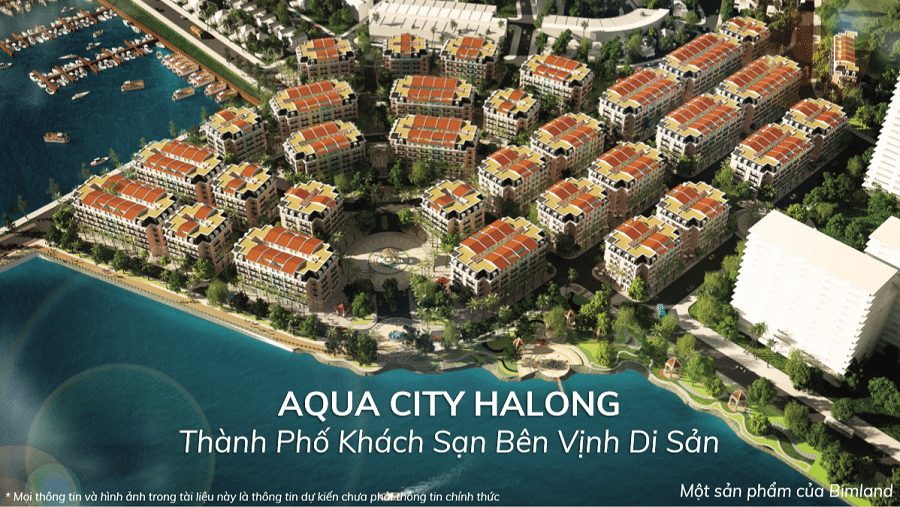 Aqua city halong phoi canh - Aqua City Hạ Long