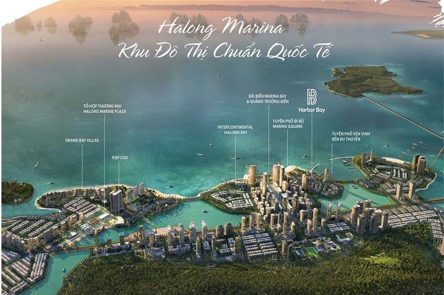 BIM Group Halong Marina - BIM Group