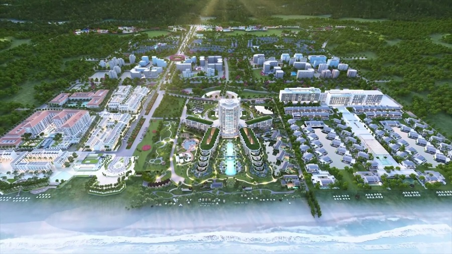 BIM Group Phu Quoc Marina - BIM Group