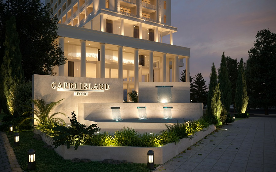 Capri Island Resort