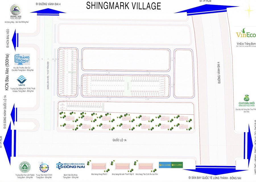Shingmark Village