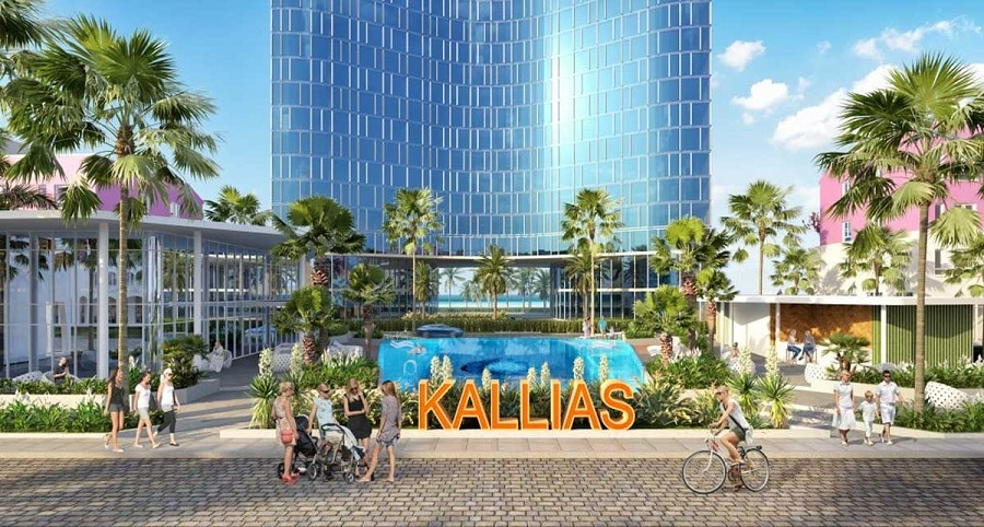 Kallias Complex City