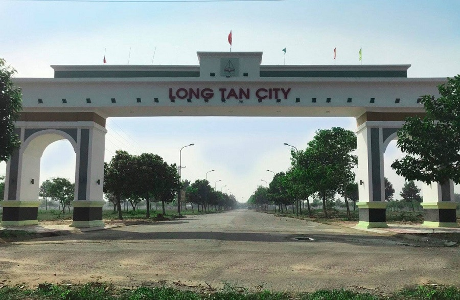 Long Tân City