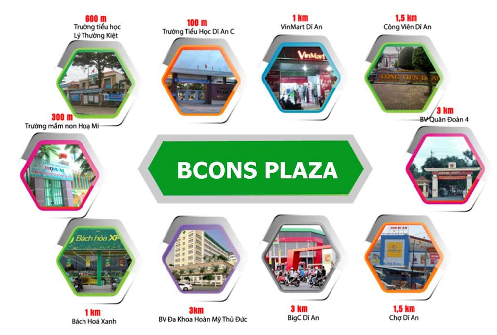 Bcons Plaza
