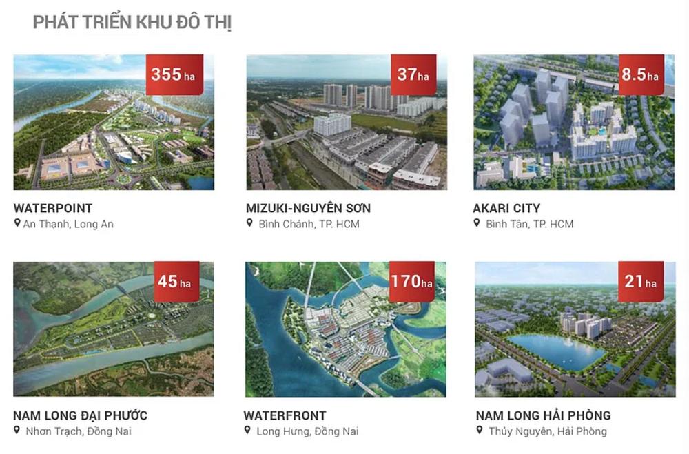 Izumi City Nam Long 7 - Izumi City Đồng Nai