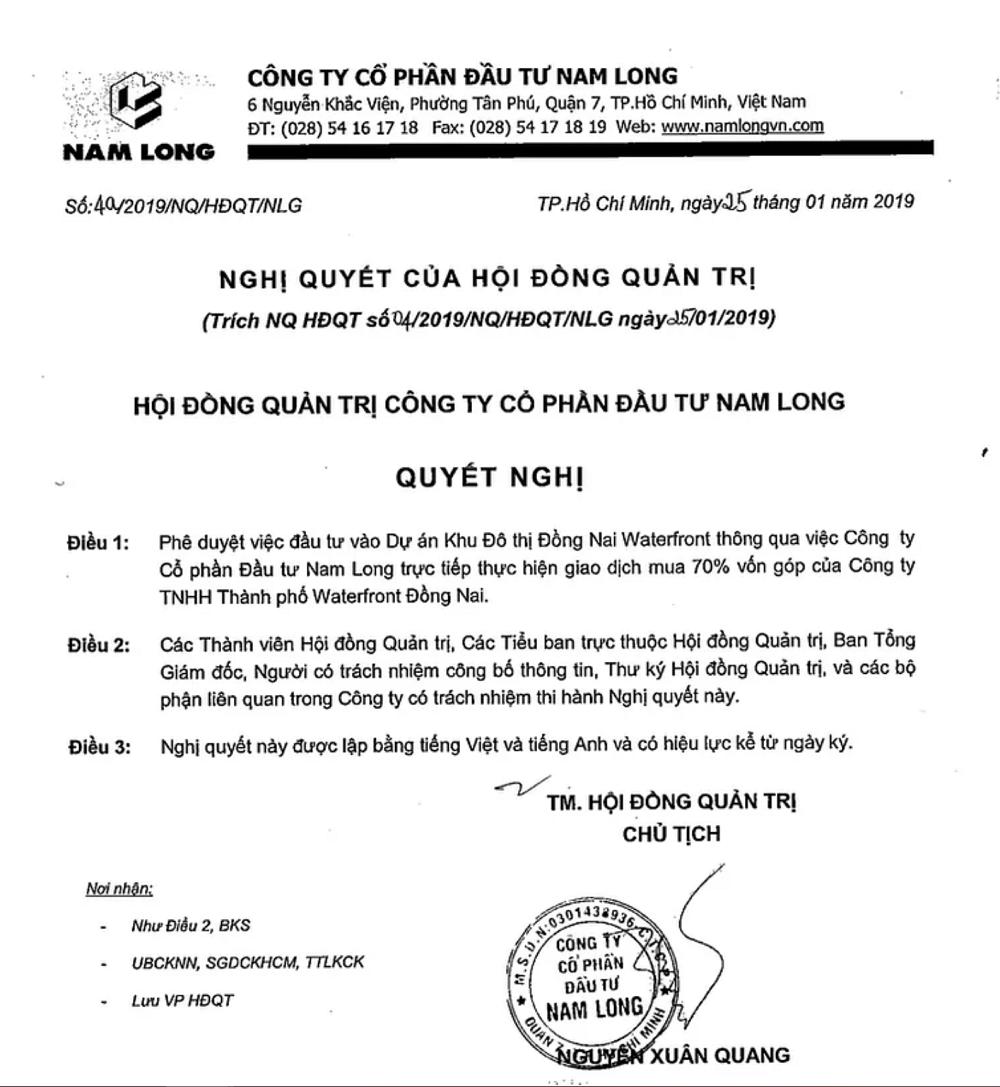 Izumi City Nam Long 8 - Izumi City Đồng Nai
