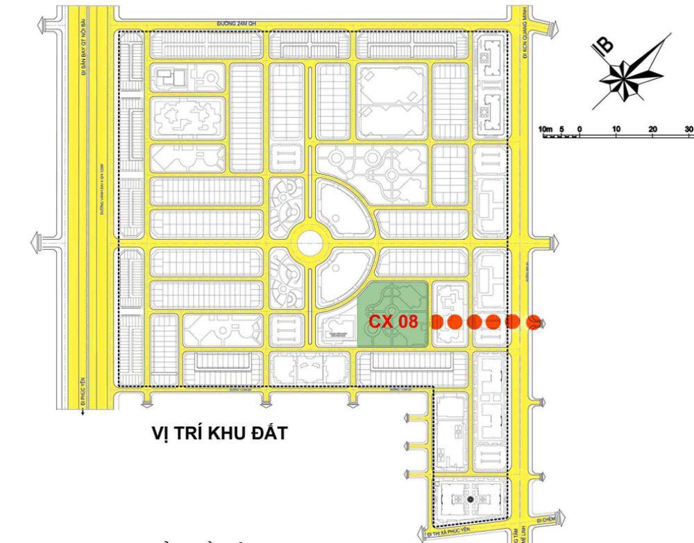 Biet Thu ShopHouse Hud Me Linh Central 15 - Biệt Thự ShopHouse HUD Mê Linh Central