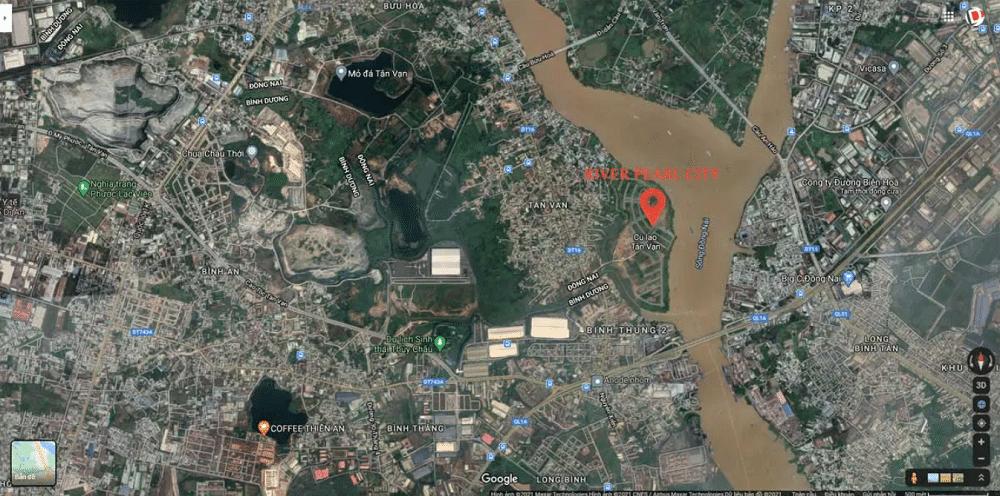 Du an River Pearl City 4 - River Pearl City