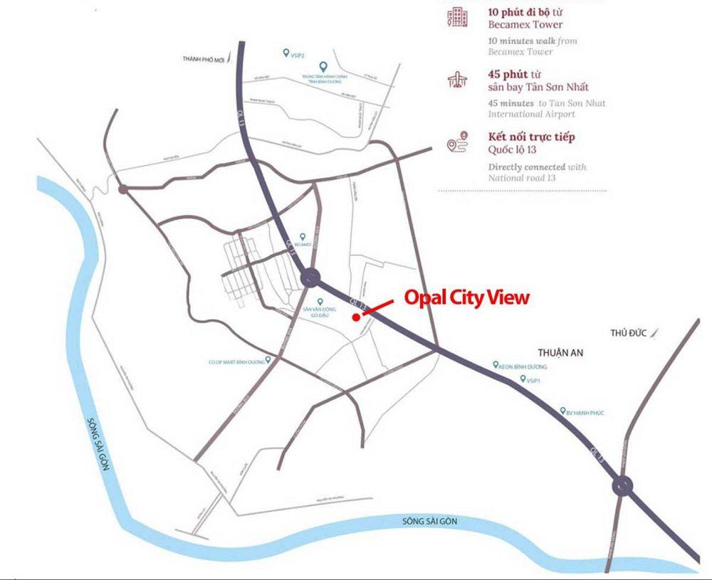 Opal CityView 4 - Opal CityView