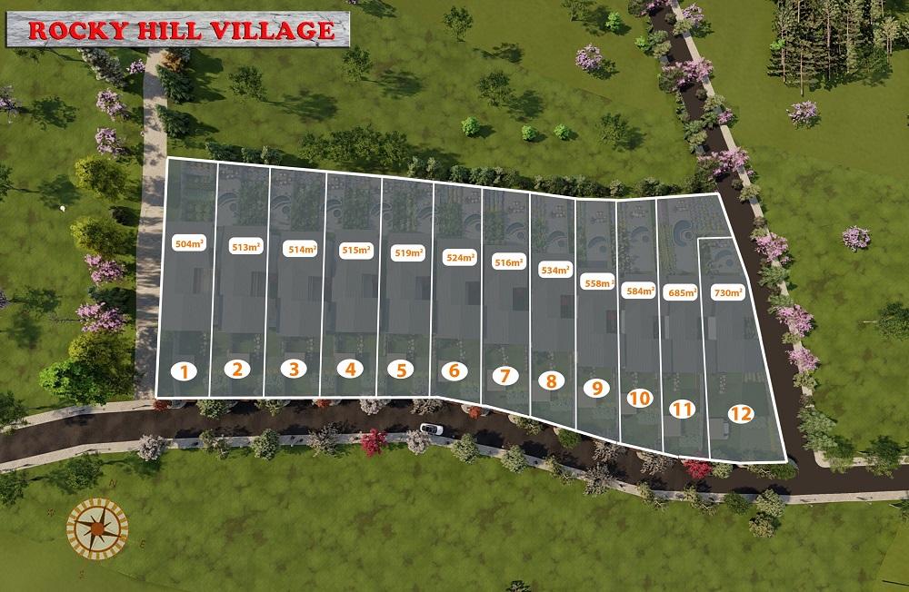 du an Rocky Hill Village 6 - Rocky Hill Village