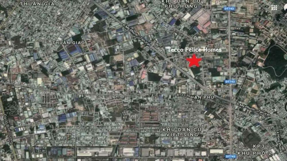 Felice Homes Thuan An 4 - Felice Homes Thuận An