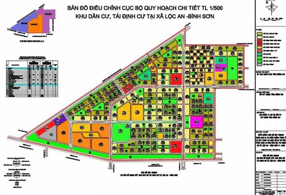 khu Tái Định Cư Lộc An Bình Sơn