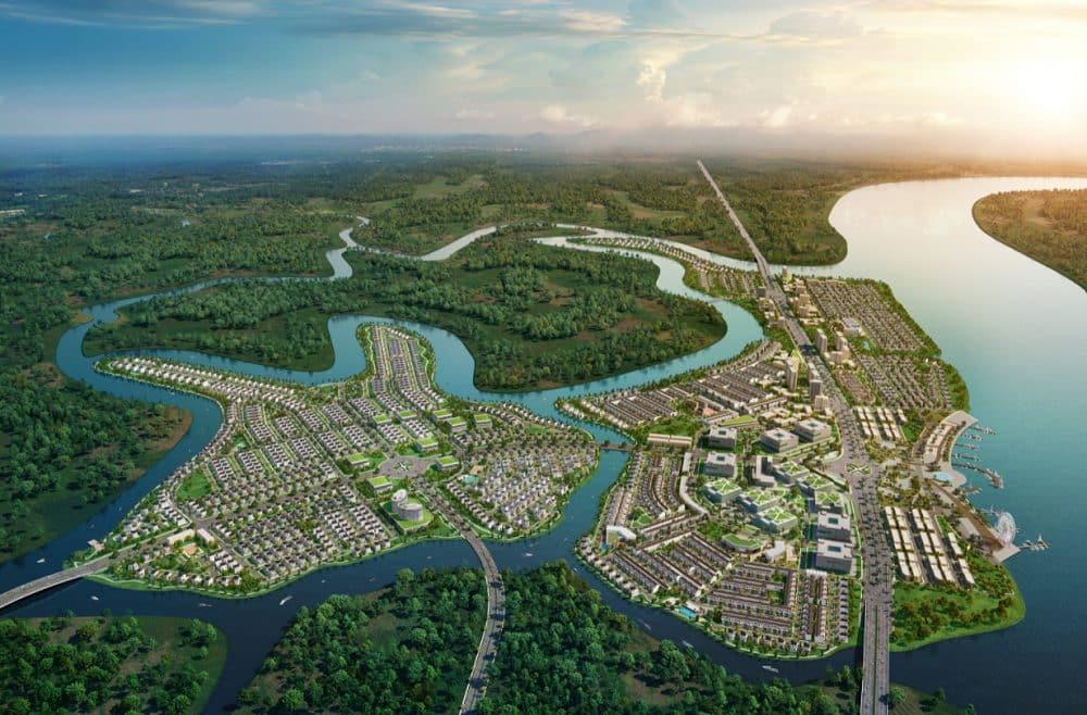 Aqua Riverside City