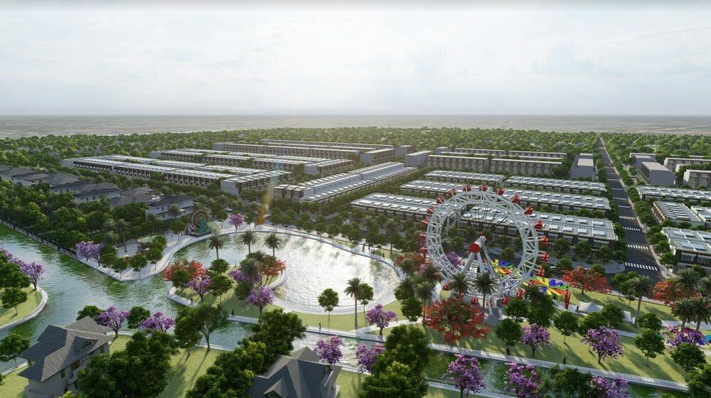 Con Khuong Diamond City 10 - Cồn Khương Diamond City
