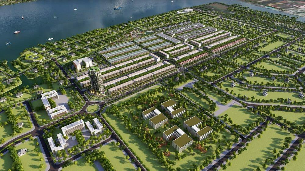 Con Khuong Diamond City 6 - Cồn Khương Diamond City