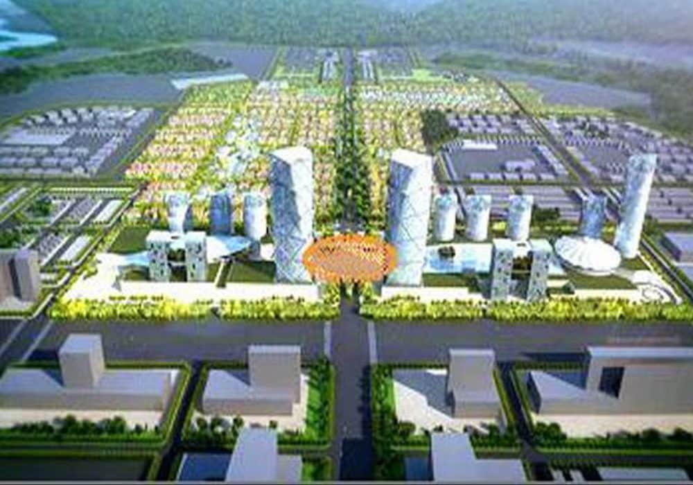 Khu do thi AIC Me Linh Ha Noi 1 - Khu Đô Thị Mới AIC Mê Linh Hà Nội