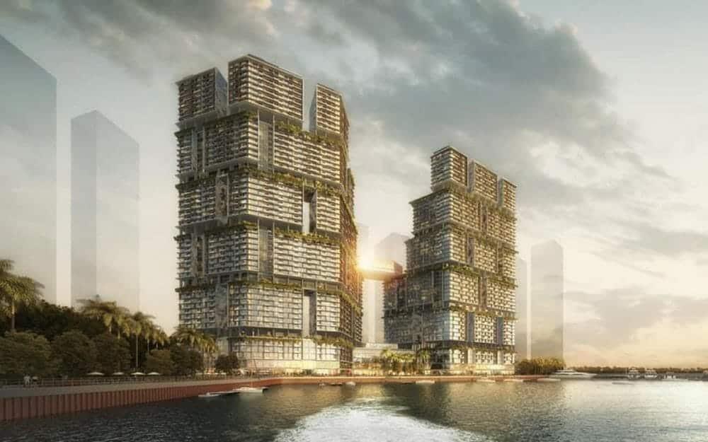 Sun Grand City Marina Tower Hạ Long