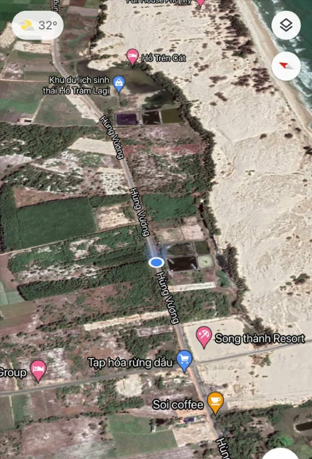 ban dat mat bien lagi binh thuan 2 - Bán Đất Mặt Biển Lagi Bình Thuận