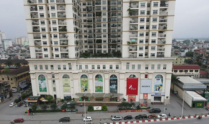 """Cảnh báo nạn """"cò mồi"""" tại dự án nhà ở xã hội Thượng Thanh (quận Long Biên)"""