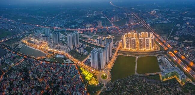 a1 2 - Vinhomes thắng lớn tại giải thưởng bất động sản châu Á - Thái Bình Dương 2021