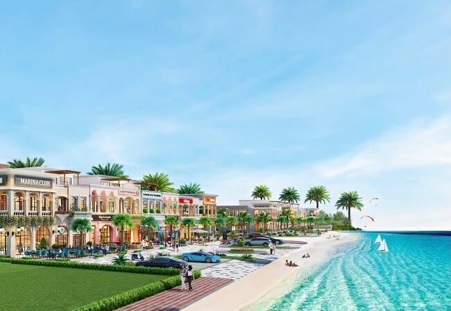 """nova1 1 - Shophouse biển, boutique hotel Phan Thiết - """"chìa khóa vàng"""" của nhà đầu tư thông minh"""