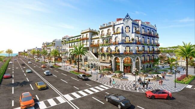 """nova2 - Shophouse biển, boutique hotel Phan Thiết - """"chìa khóa vàng"""" của nhà đầu tư thông minh"""
