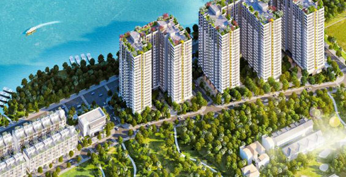 phc3b4c2b4i ca nh du ac2b4n nha60 o 1 2 - Cảnh báo nạn ''cò mồi'' tại dự án nhà ở xã hội Thượng Thanh (quận Long Biên)