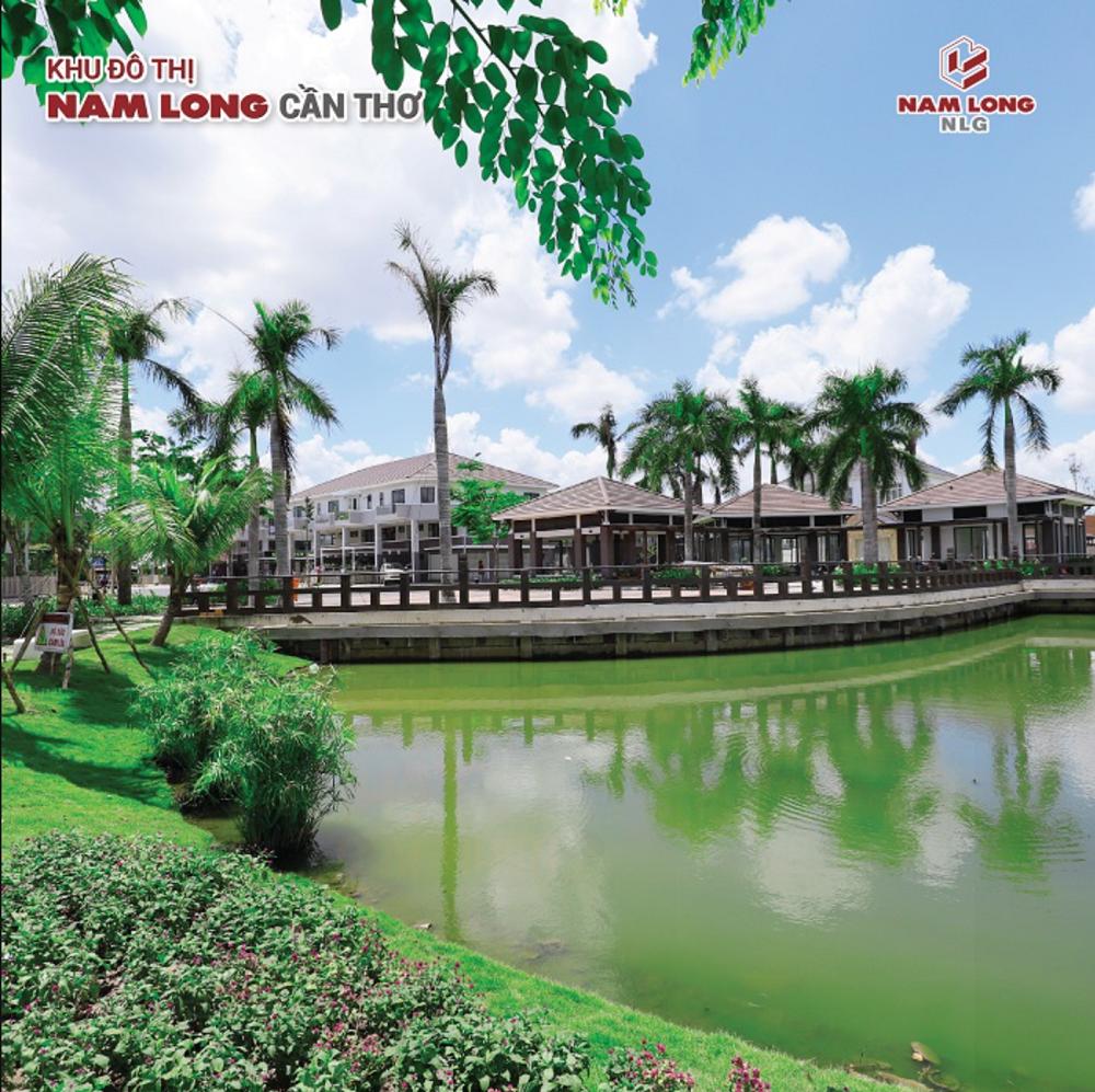 Nam Long Central Lake can tho 2 - Nam Long Central Lake