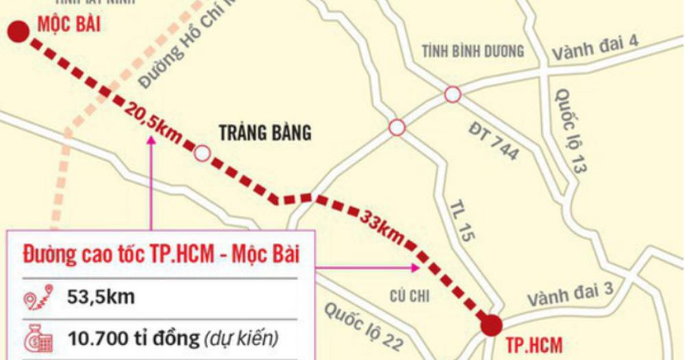 cao toc tp hcm moc bai 3 - Cao tốc TP HCM - Mộc Bài